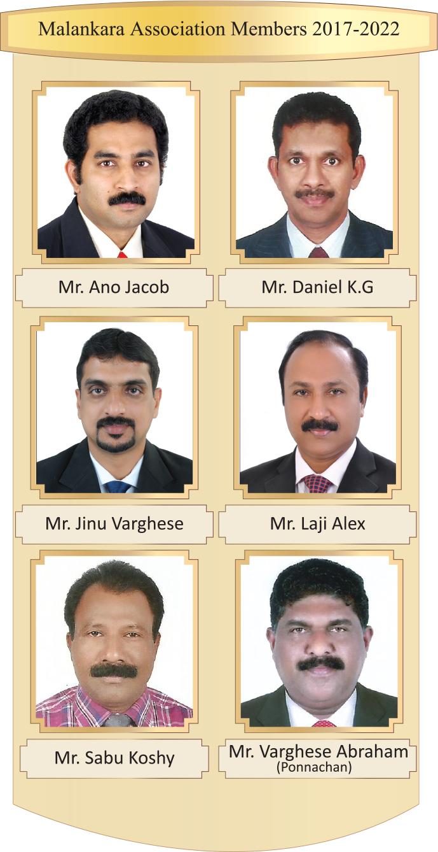 Malankara Association Members