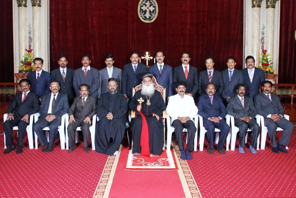 Managing Committee 2013