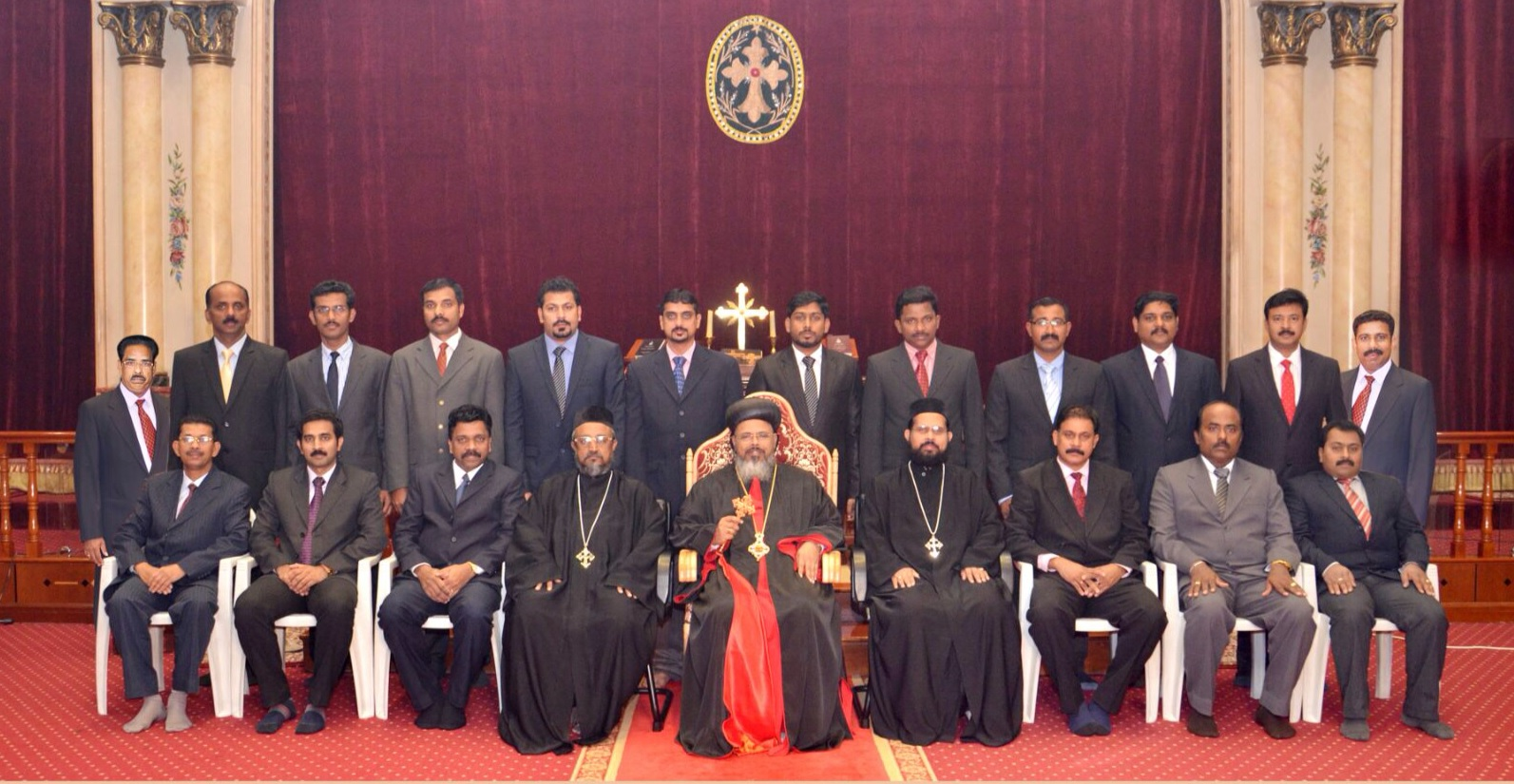 Managing Committee 2014
