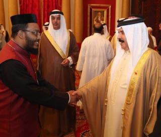 Royal Audience – Al-Sakhir Palace